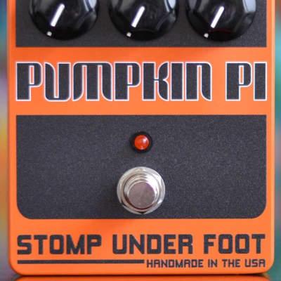"Stomp Under Foot   ""Pumpkin Pi"""