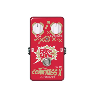 NEW BIYANG CO-10 Compress X Compressor Pedal for sale
