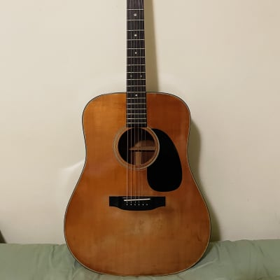 Takamine F-340 Natural 1980 for sale