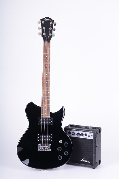 2007 lyon by washburn li15 electric guitar with amp great reverb. Black Bedroom Furniture Sets. Home Design Ideas