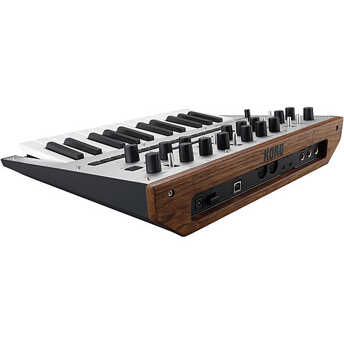 korg monologue monophonic analog synthesizer silver reverb. Black Bedroom Furniture Sets. Home Design Ideas