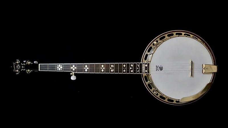 used deering golden era 5 string banjo banjo studio reverb. Black Bedroom Furniture Sets. Home Design Ideas