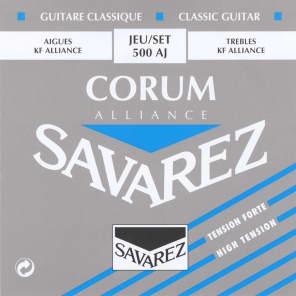Savarez 500AJ Alliance Corum Classical Guitar Strings - High Tension
