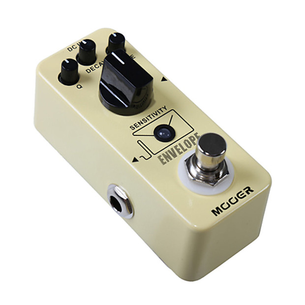 mooer envelope new autowah guitar or bass effect pedal usa reverb. Black Bedroom Furniture Sets. Home Design Ideas