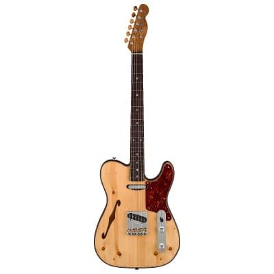Fender Custom Shop Knotty Pine Telecaster Thinline