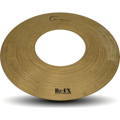 "Dream Cymbals 14"" Re-FX Series Scott Pellegrom Naughty Saucer"
