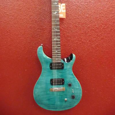 Paul Reed Smith SE Pauls Guitar  Aqua, SN-B05177, w/Gigbag