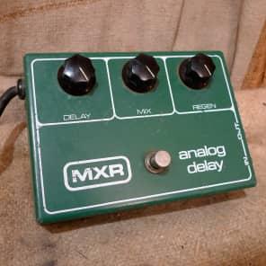 MXR MX-118 Analog Delay 1976 - 1984