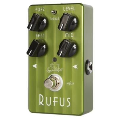 SUHR Rufus Fuzz Effect Pedal Open Box Mint