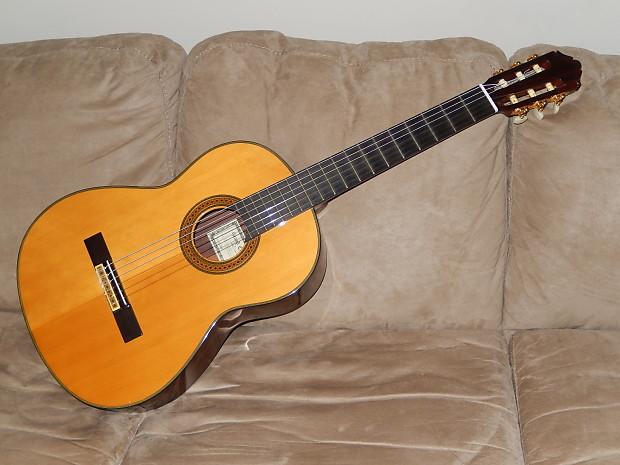fb576fc1820 Absolutely Terrific Yamaha GD20 - High Grade Classical Guitar   Reverb