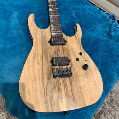 Fast Guitars  Orion 2019 Natural Satin for sale