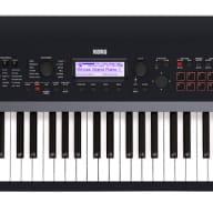 Korg Kross 2 88-note Workstation Synthesizer