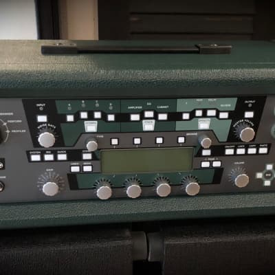 kemper Head shell and 2 cabs 2018 Green for sale