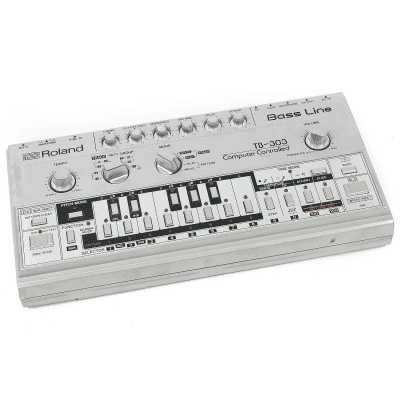 Roland TB-303 Bass Line Synthesizer Module