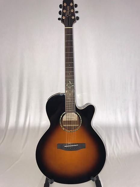 takamine eg463sc acoustic electric guitar sunburst reverb. Black Bedroom Furniture Sets. Home Design Ideas