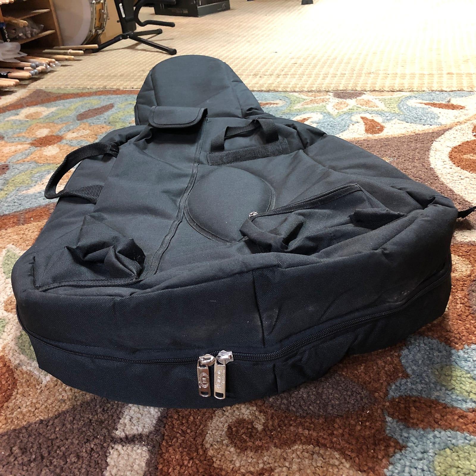 TKL A4401 Deluxe 3/4 Cello Gig Bag