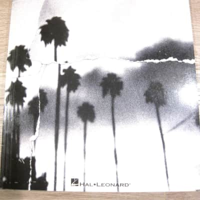 Yellowcard Lights & Sounds Sheet Music Song Book Guitar Tab Tablature