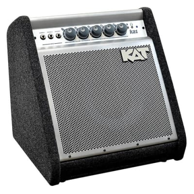 KAT Percussion KA1 50W Digital Drum Set Combo Amplifier - 775623