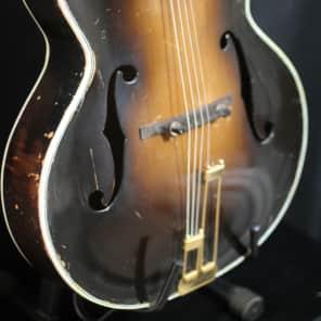 Epiphone Broadway Sunburst 1937