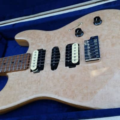 Jet City Stratocaster 2018 Natural for sale