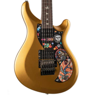 PRS S2 LIMITED EDITION VERNON REID SIGNATURE VR VELA- EGYPTION GOLD for sale