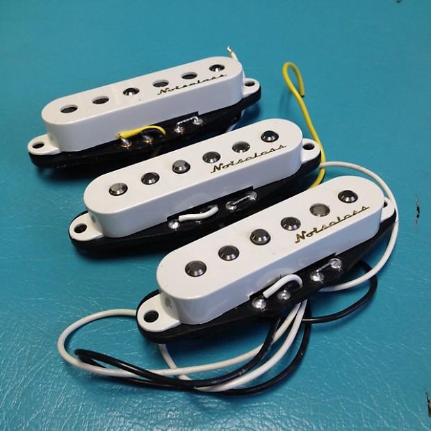 Fender Vintage Noiseless Strat Pickups Accessories >> Fender Vintage Noiseless Stratocaster Pickups
