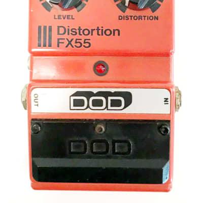 DOD Guitar - Pedals FX55