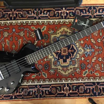 Fernandes Monterey - 5-string Black for sale