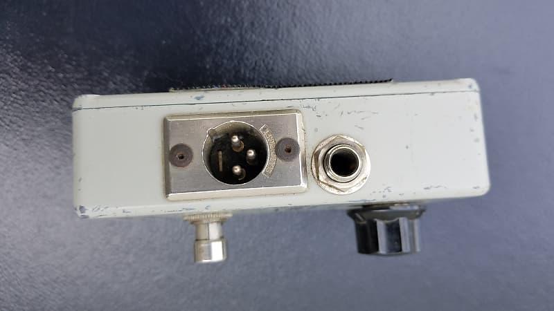 Mxr 1970 S Noise Gate Line Driver 1970 S Grey Reverb