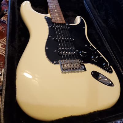 Fender American Special FSR Stratocaster Olympic White  - MINT with Hard Case for sale