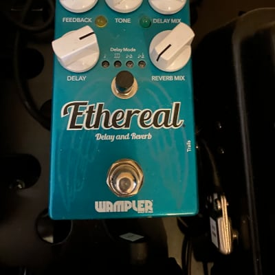 Wampler Ethereal Delay 2020 Blue