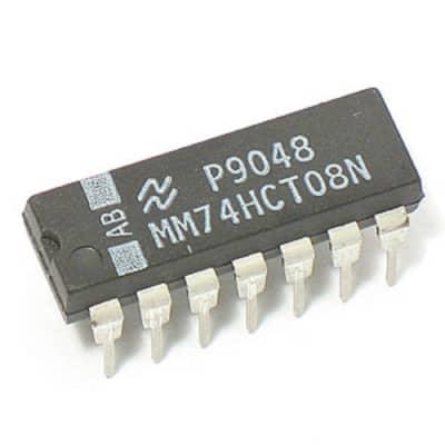 MM74HCT08N 74HCT08N 74HCT08 - Quad 2-Input AND Gate - 10