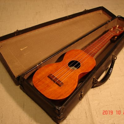 Vintage/Antique ca. 1915 Kumalae Soprano Ukulele Project for sale