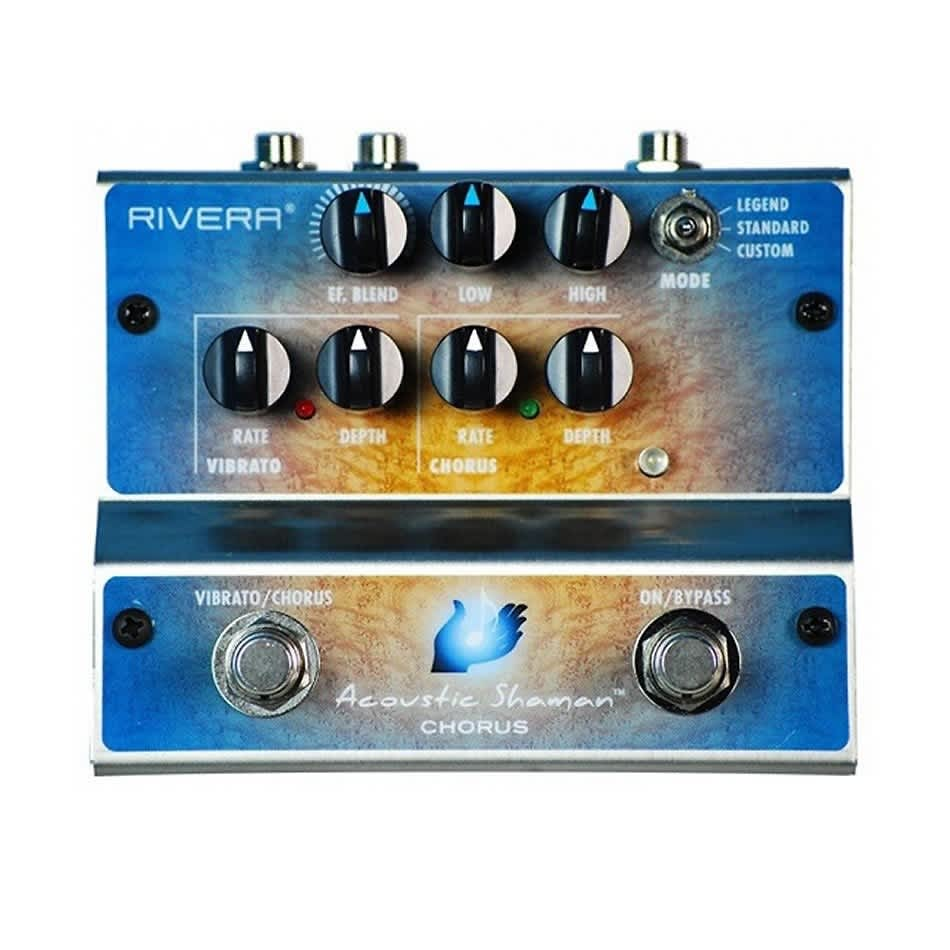 rivera acoustic shaman chorus acoustic guitar effects pedal reverb. Black Bedroom Furniture Sets. Home Design Ideas