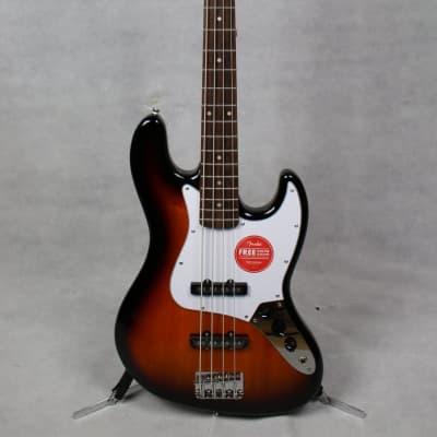 Squier Affinity Series Jazz Bass Laurel Fingerboard Brown Sunburst
