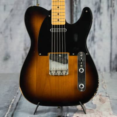 Fender Road Worn '50s Telecaster, 2-Color Sunburst