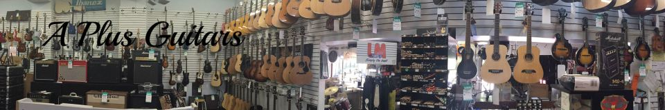 A Plus Guitars