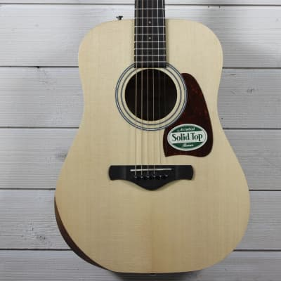 Ibanez Ibanez Artwood AW50JR Acoustic Guitar 2020 Natural for sale
