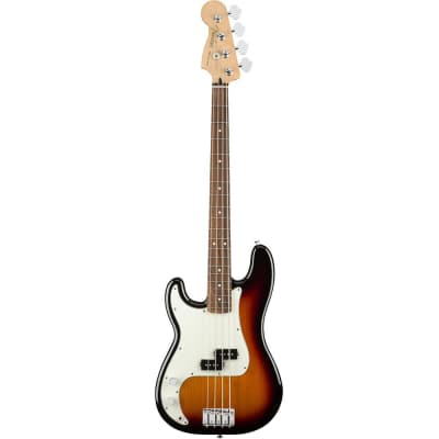 Fender Player Series Precision Bass Guitar Left-Handed PF in 3-Color Sunburst