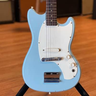 Kalamazoo KG-1A Daphne blue electic guitar for sale