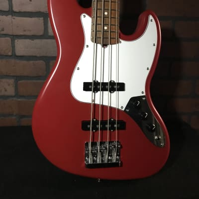 Form Factor Audio FJB4 Bass European Alder Dakota Red Satin for sale