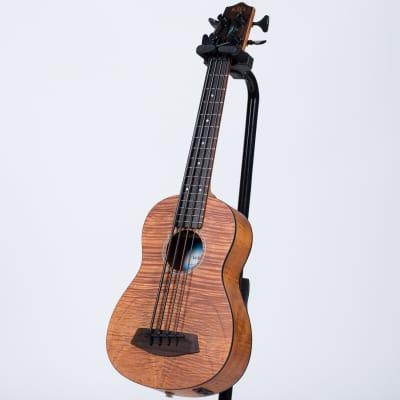 Kala Exotic Mahogany U-Bass for sale