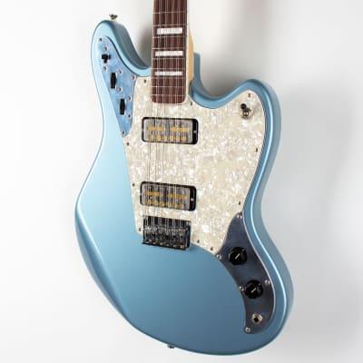 2016 Bilt Relevator LS 12 String in Ice Blue Metallic for sale