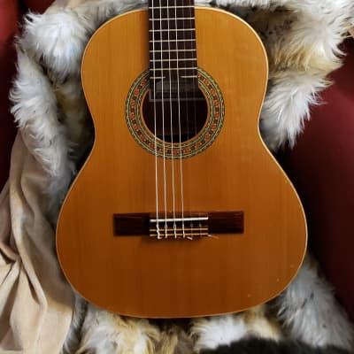 Ruben Flores Model 100 – 1/2 Sized (54.4cm) Classical Acoustic Guitar for sale