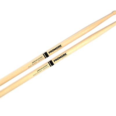 """Promark RBH550TW Rebound Balance Drum Stick, Wood Tip, .550"""" (5A)"""