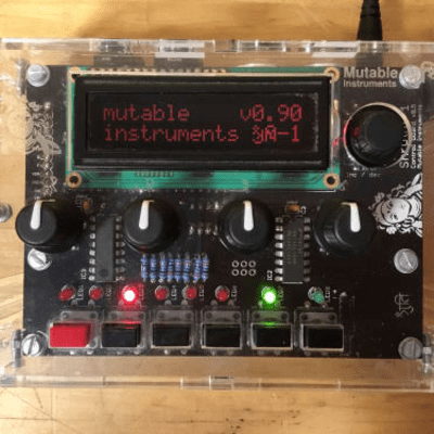 Mutable Instruments Shruthi