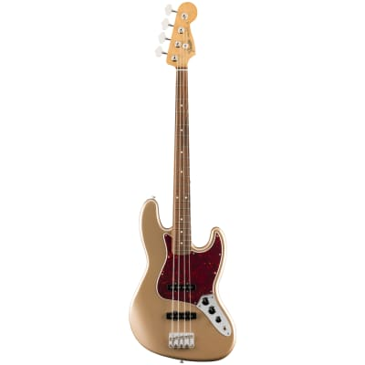 Fender Vintera '60s Jazz Bass Firemist Gold for sale