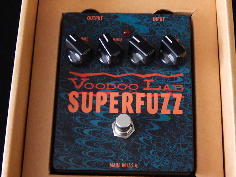 Voodoo Lab Super Fuzz | Formerly The String Shop | Reverb