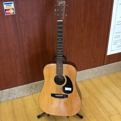 Goya  G-310  Acoustic 6-string Guitar made by Martin Vintage 1990s Traditional  RARE Guitar for sale
