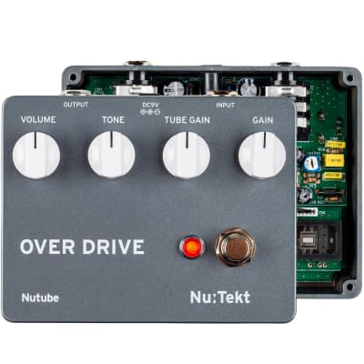 Korg Nu:Tekt OD-S Nutube Overdrive Kit for sale